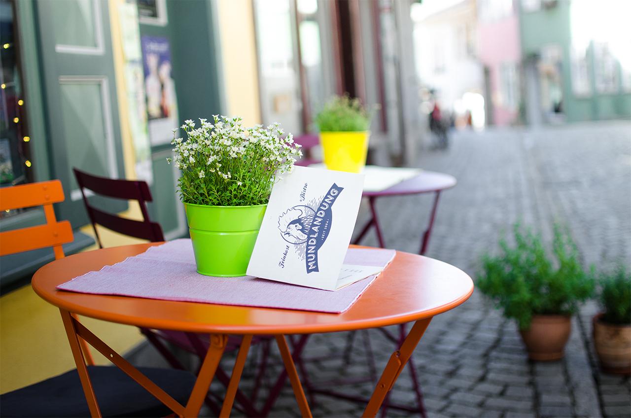 Mundlandung Erfurt Feinkost Bistro