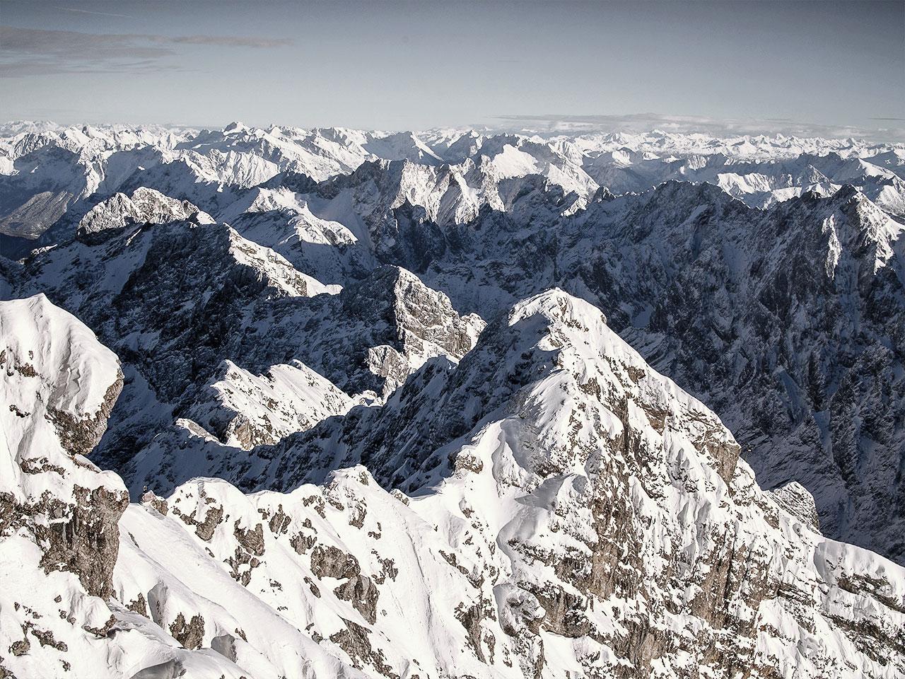 Zugspitze Germany Deutschland Photography