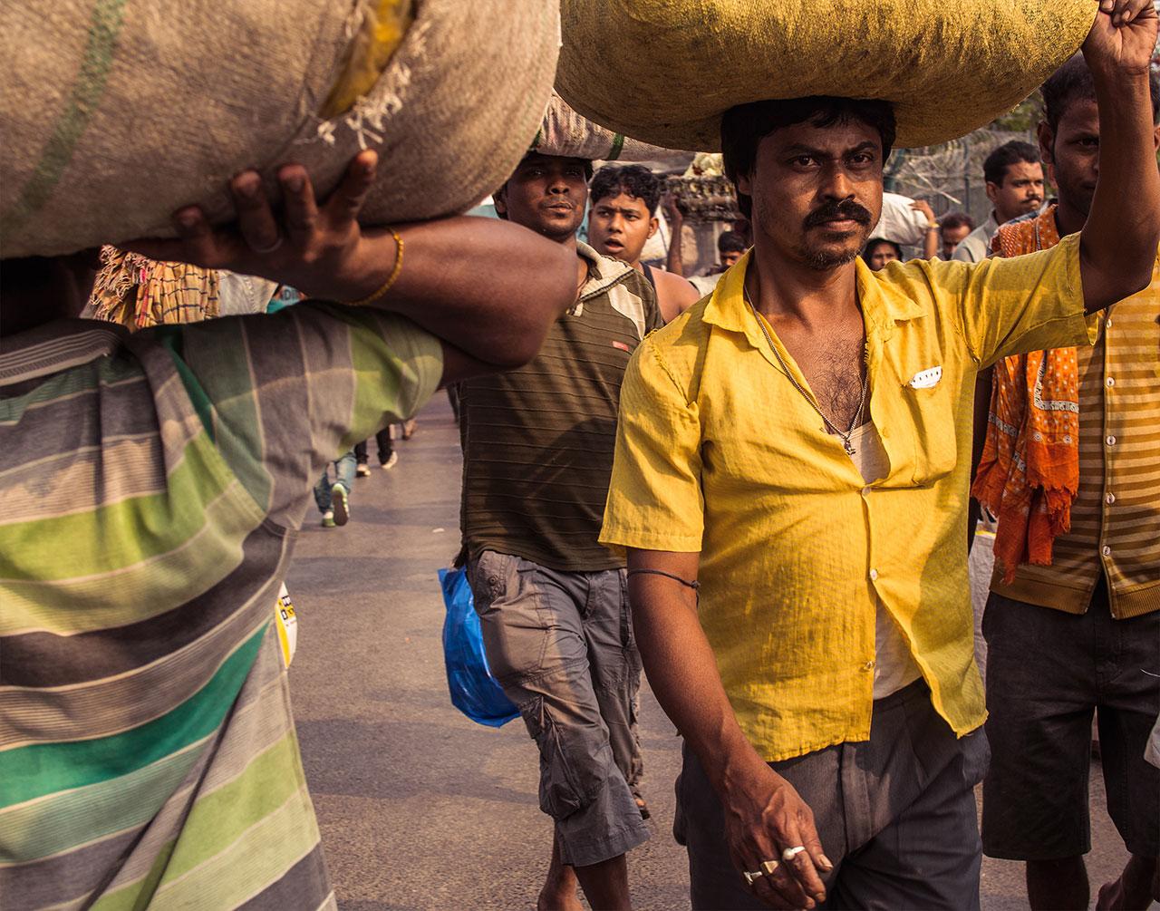 Kolkata Man