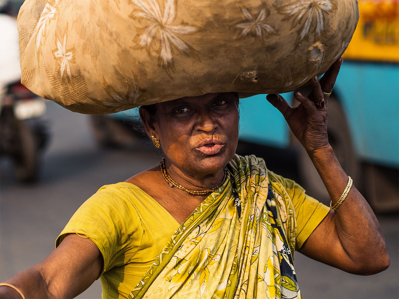Kolkata Woman