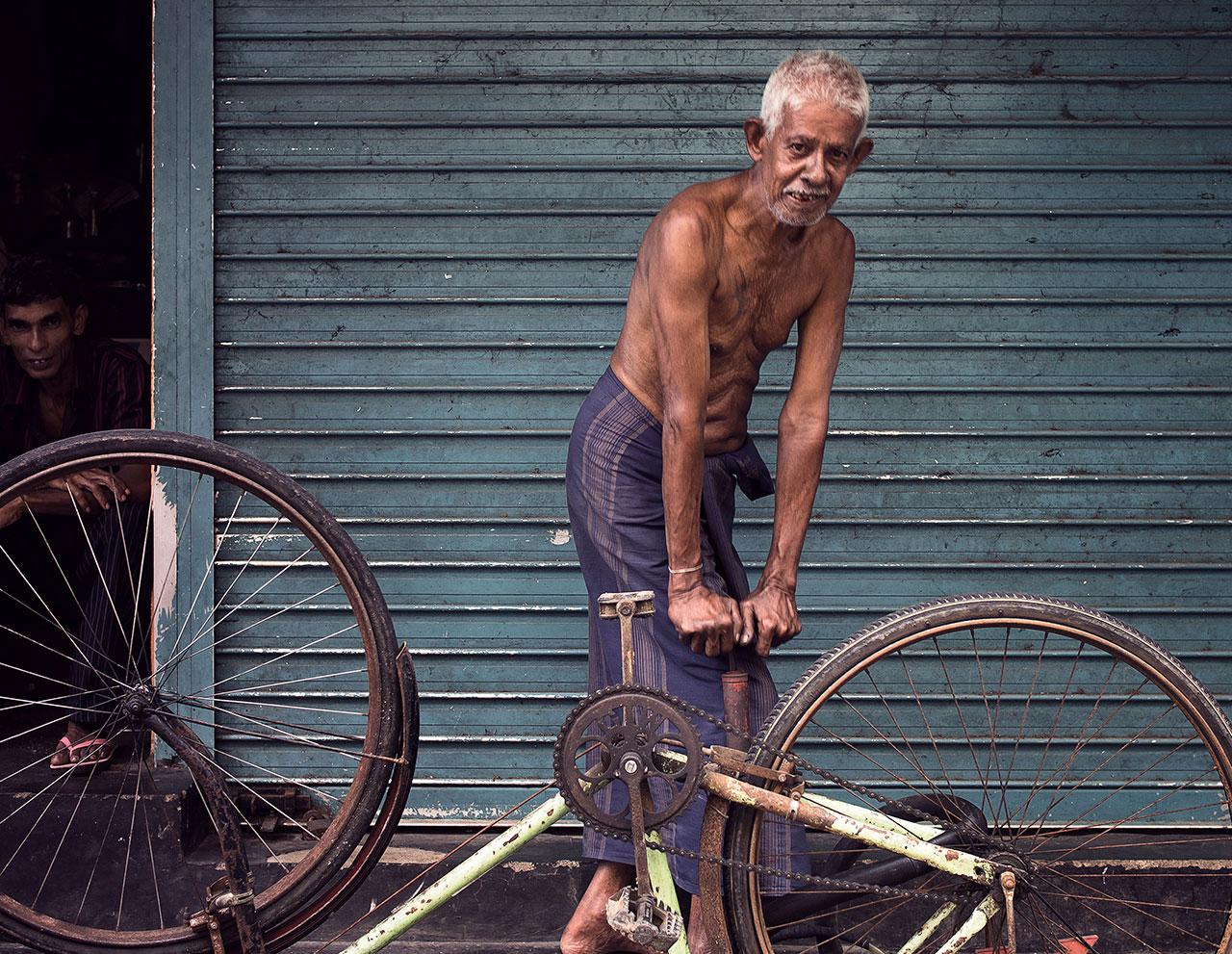 Sri Lanka Bicycle