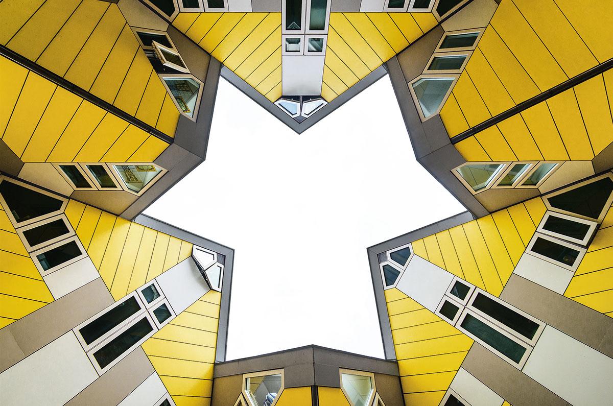 Cube-houses-Dutch- Kubuswoningen-rotterdam1